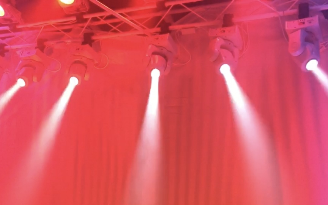 New Sound and Lighting Rigs