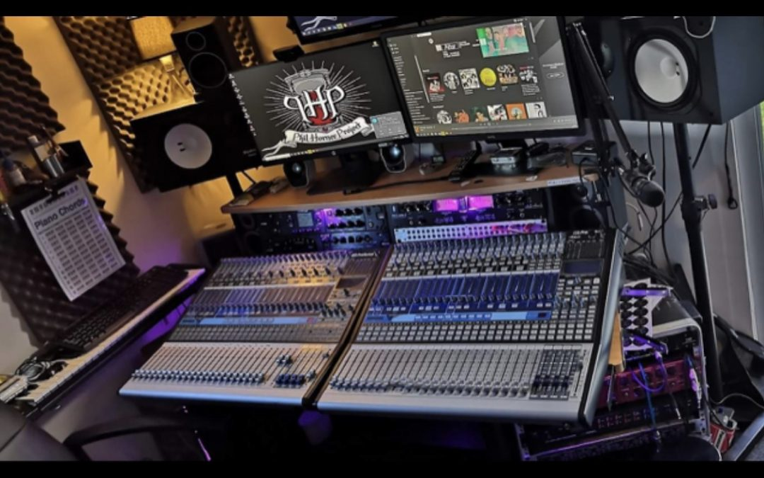 NC's mixing desk finds a new home