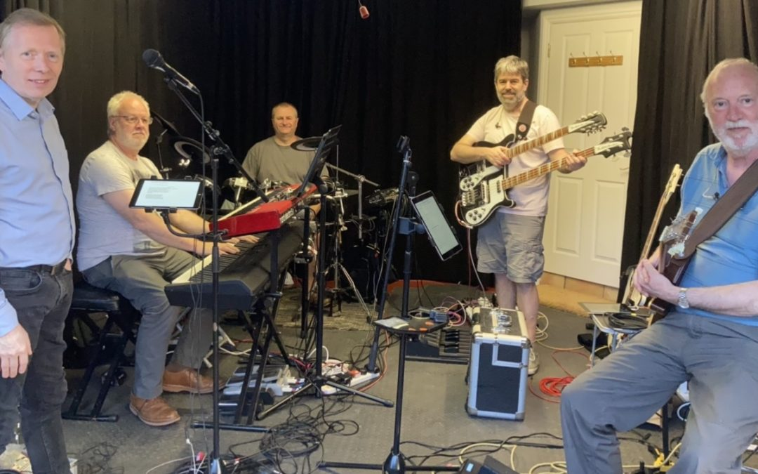 NC Rehearsals Resume